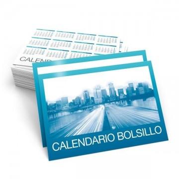 Imprimir Calendarios de bolsillo
